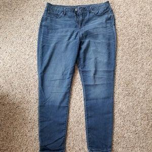 Faded Glory Jeans - Denim skinny jeans